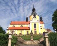Chlum uTřeboně - kostel