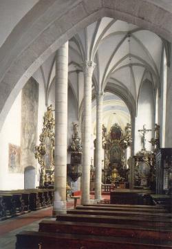 Třeboňský kostel