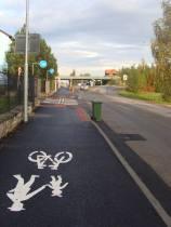 Cyklostezka Třeboní