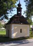 Doňov - kaple P. Marie