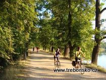 Cykloturistika na Třeboňsku