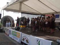 Třeboňští pištci na Rybářských slavnostech 2009