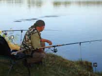 Rybářské závody jsou součástí Rybářských slavností na Třeboňsku