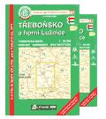 Turistická mapa Třeboňsko a horní Lužnice