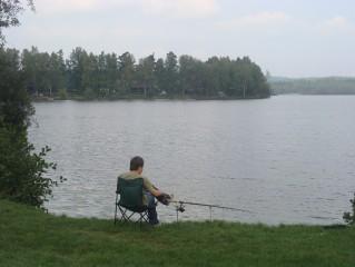 Rybník Staňkovský - sportovní rybolov