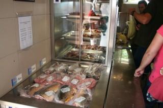 Ryby ke grilování - prodejna ryb Třeboň