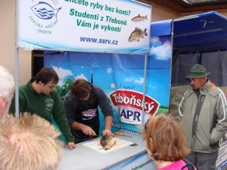 Rybářská škola v Třeboni slaví 60. výročí