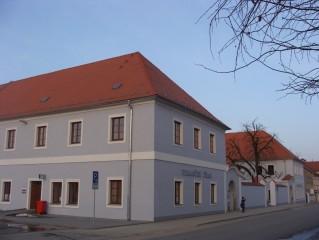 Sídlo Městského úřadu Třeboň