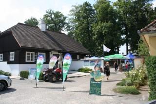 Prodejna ryb Třeboň