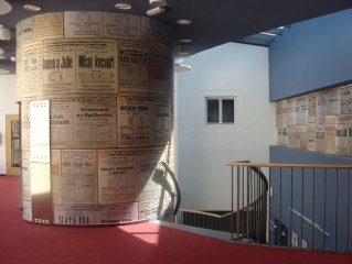 Foyer divadla