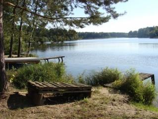 Rekreační Spolský rybník
