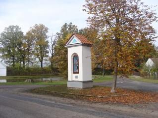 Obec Smržov - kaplička