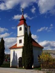 Kaplička v Břilicích