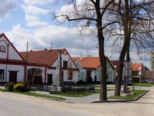 Břilice - součást obce Třeboň