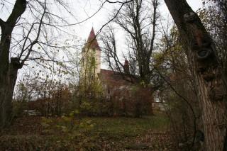Kostel Všech Svatých v Lutové