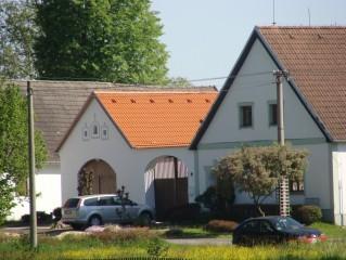Branná - místní  část města Třeboň