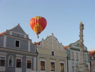 Nad Třeboní