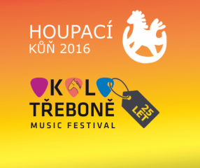 Festival Okolo Třeboně oslaví 25. narozeniny 30. 6. - 3. 7. 2016