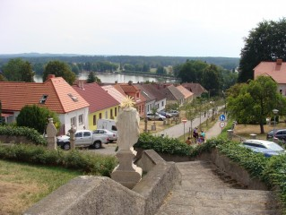 Výhled od kostela