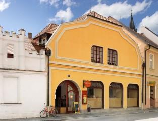 Penzion a kavárna Pohádka