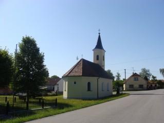 Kaple v Branné