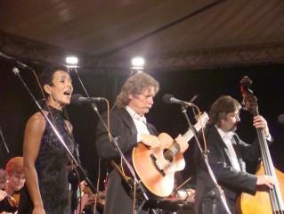 Nezmaři a symfonický orchestr na Okolo Třeboně