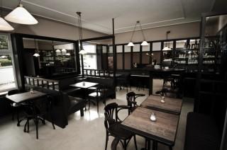 Stylová kavárna