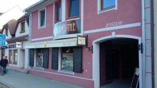 Kavárna a penzion BonTre