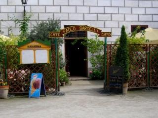 Kavárna Paolo Sarcelli