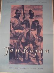 Jan Kojan - kniha o díle