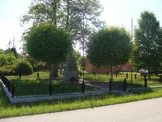 Pomník padlým v Branné