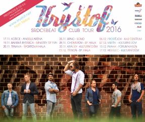 Kryštof 2016 - plakát