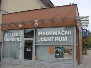 Informační středisko, knihovna