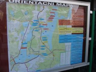 Mapa Staňkova