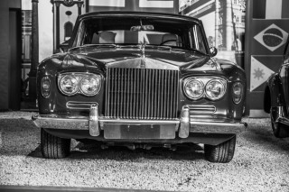 Rolls Royce Silver Shadow 1971