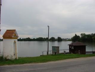 Rybník Bošilecký