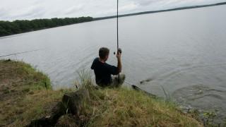 Rybaření na Třeboňsku