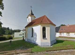 Kaple v Kleci