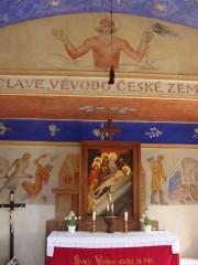 Výzdoba kostela