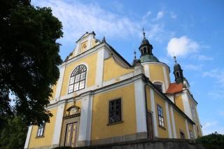 Kostel Nanebevzetí P. Marie