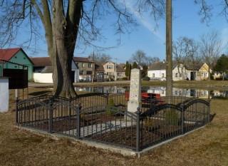 Pomník obětem i. sv. války