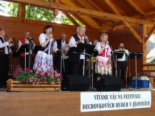 Festival dechových hudeb Jílovice