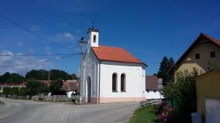 Kaple ve Zvíkově