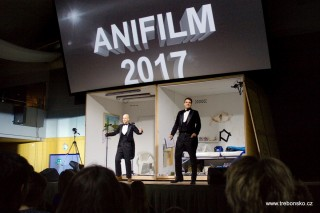 Anifilm 2017 v Třeboni - fotoalbum