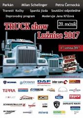 Truck show Lužnice 2017 - sponzoři