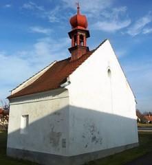 Kaple v Žíteči