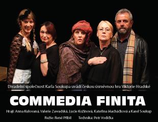 Commedia Finita