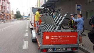 Cyklotrans - přeprava cyklistů