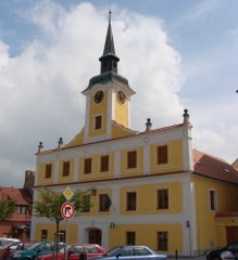 Radnice v Lomnici
