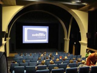 Kino Světozor - Třeboň